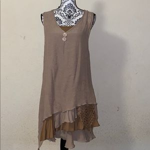 Beautiful Pretty Angel Tunic Top